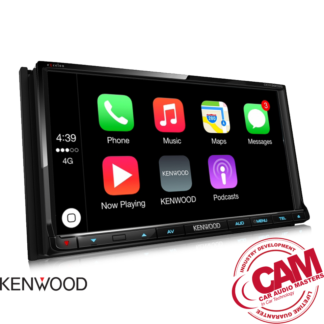 Kenwood DMX7017BTS Multi-media car AV-Receiver