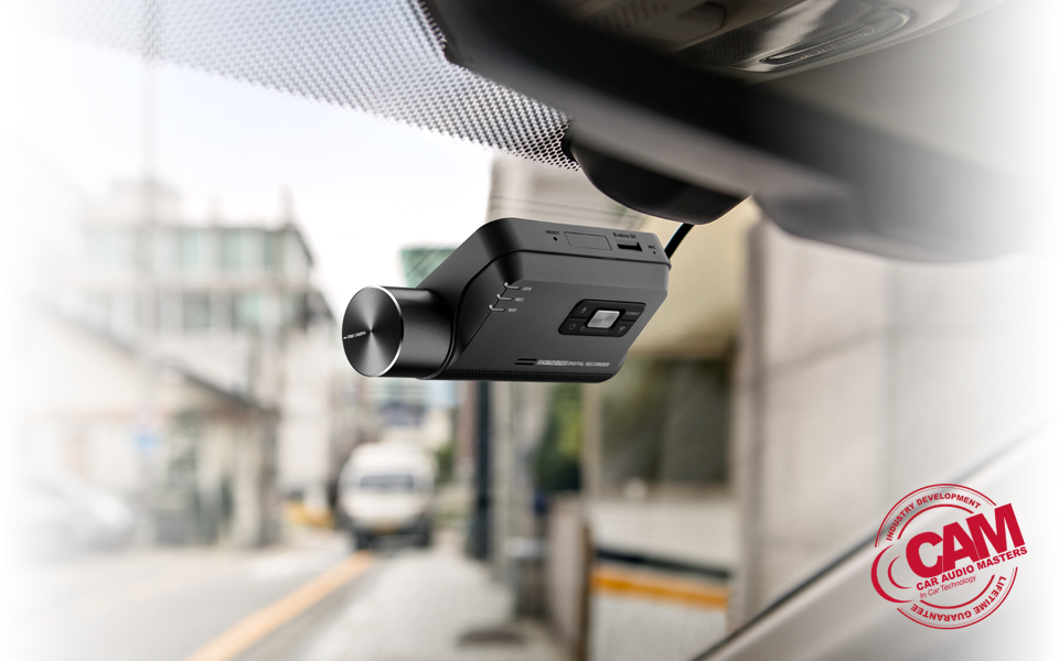 dash cam and drive recorder integrated