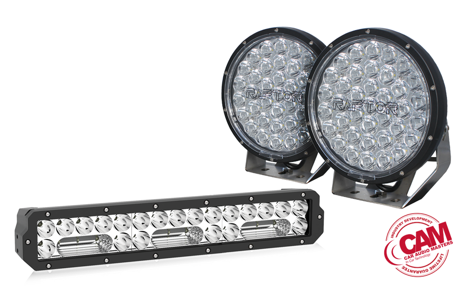 LED Driving Lights and Lightbar Upgrade Solutions