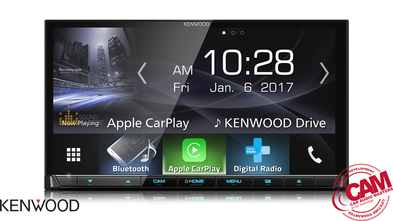 kenwood DDX9017DABS av receiver