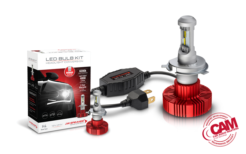 LED Headlight Upgrade Solutions