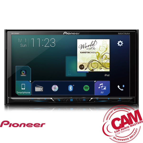 pioneer AVHZ-Z5050BT av receiver
