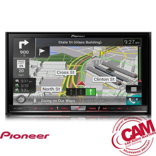 pioneer avic-f80dab multi media navigation