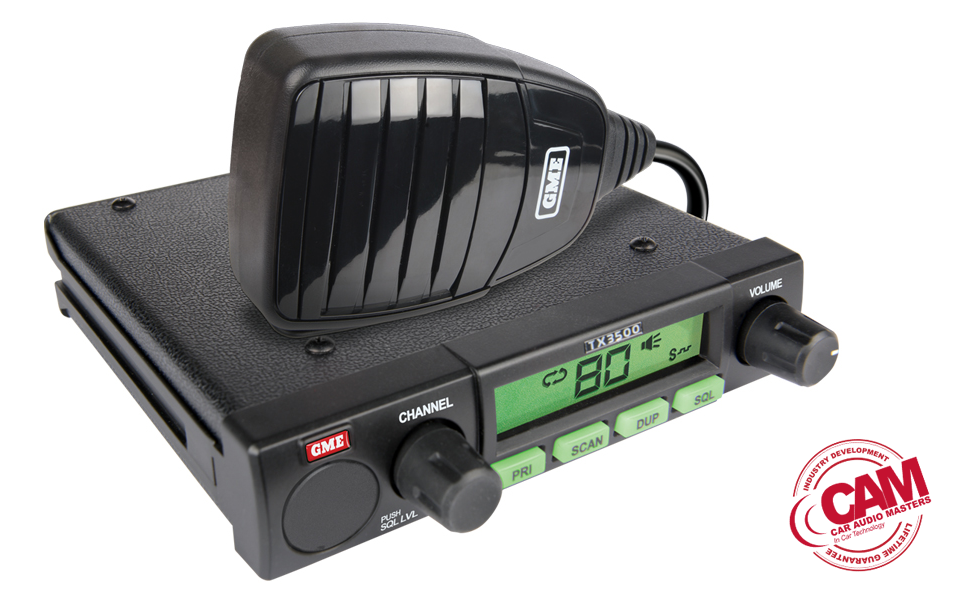 compact uhf from gme australia