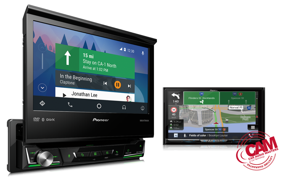 aftermarket gps navigation products