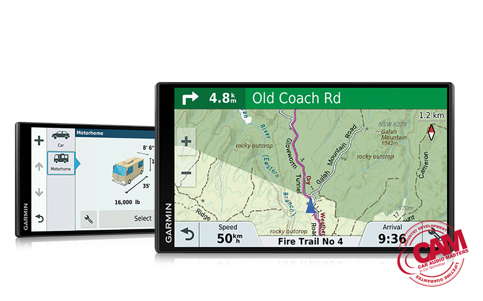 portable gps navigation products