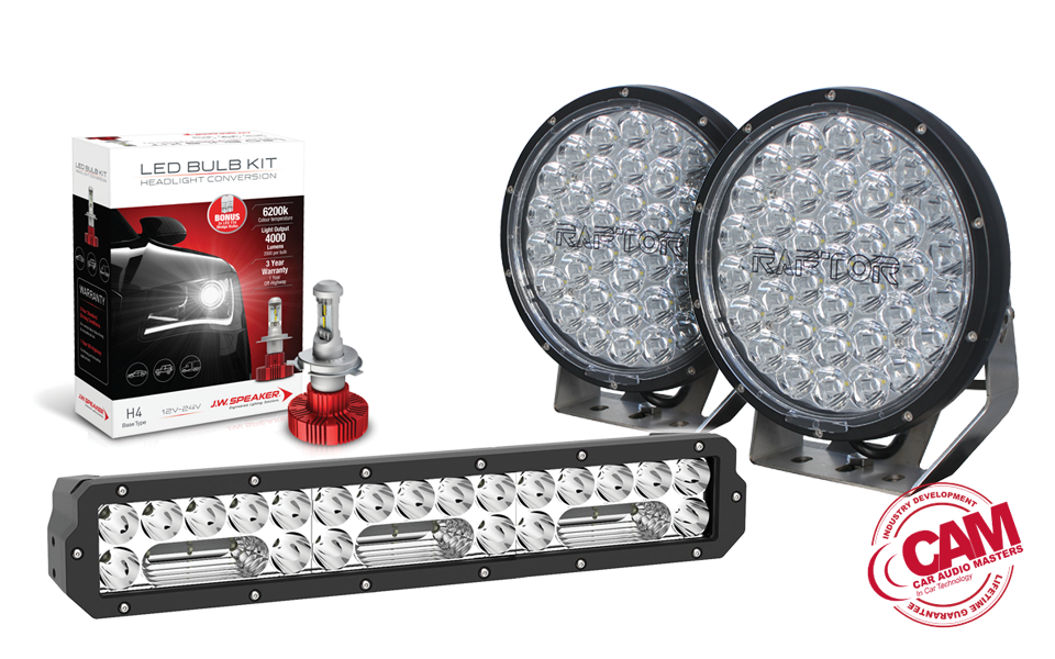 LED Lightbar and Headlight Upgrade Solutions